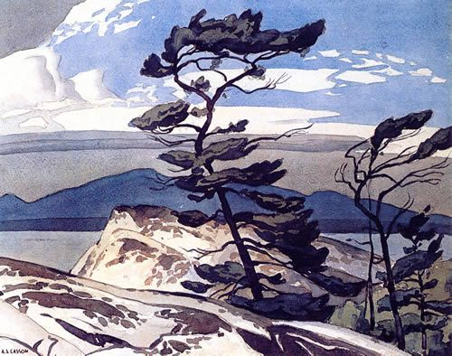 A. J. Casson: White Pine [what a classic!]
