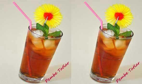 Limonlu Ice Tea Tarifi | Yemek Tarifleri Sitesi - Oktay Usta - Harika ve Nefis Yemek Tarifleri