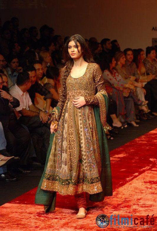 Anarkali Style Churidar by www.sabyasachi.com/