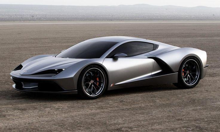 Aria Group 'Fast Eddy' Supercar