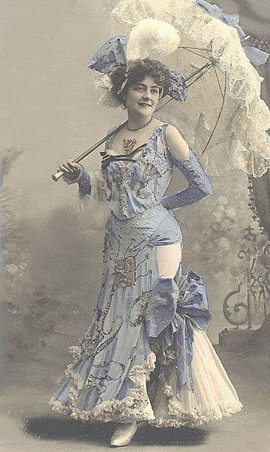 Vintage Tinted Photo - Ephemera c.1880-1890