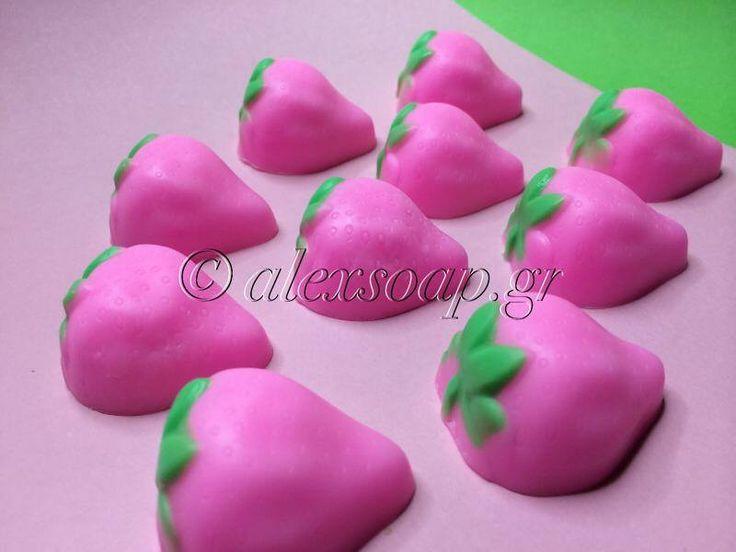 Φραουλίτσες σαπουνάκια