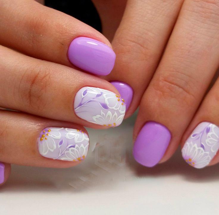 manicure with flower nails art, design fashion, ногти дизайн ногтей маникюр, яркие стильные ногти с помошью нейл арта гель лаками, купить гель-лак