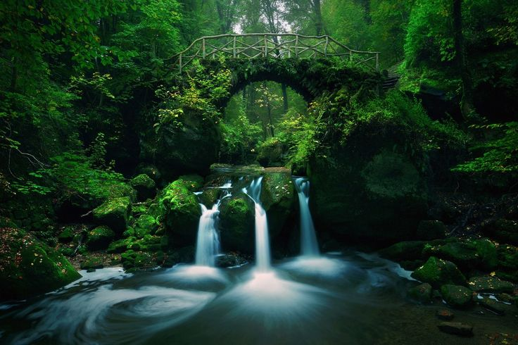 """Fairy Pool - <a href=""""https://www.facebook.com/pages/Landscape-Photography-by-Kilian-Schoenberger/304631876263547"""">L A N D S C A P E   P H O T O G R A P H Y facebook</a>  I think this place is the most impressive landscape spot in Luxembourg. Who would expect such an enchanted waterfall scenery in this small country? The waterfall """"Schießentümpel"""" is located in the picturesque """"Mullerthal"""" (aka """"Little Switzerland of Luxembourg""""). This area is dominated by craggy terrain, thick forests…"""