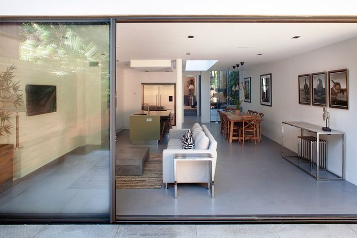 Wimbledon Park Road | Giles Pike Architects #openspace