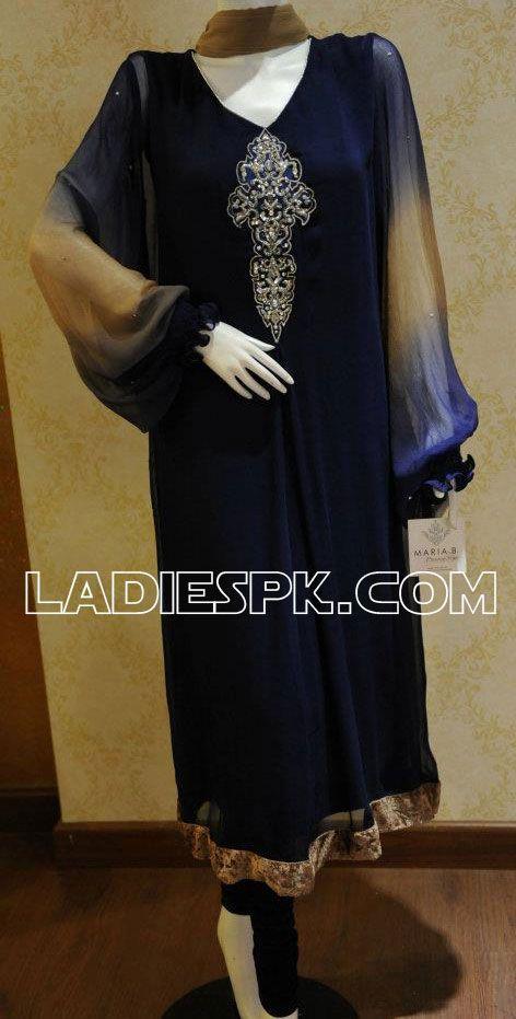 Maria B Summer Shalwar Kameez Style Designs 2013