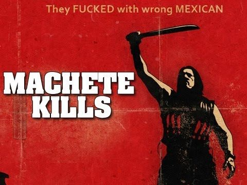 ▶ Machete Kills -- Official Trailer - YouTube
