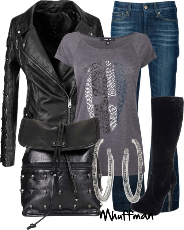 """Bad Girl"" by mhuffman1282 on Polyvore"