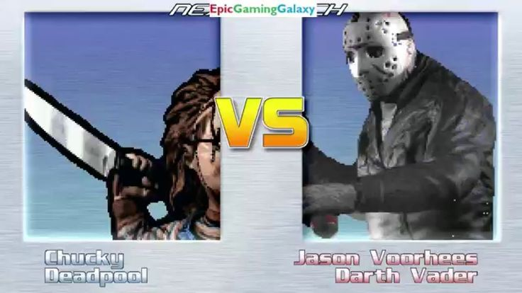 Chucky The Killer Doll Amp Deadpool Vs Darth Vader Amp Jason