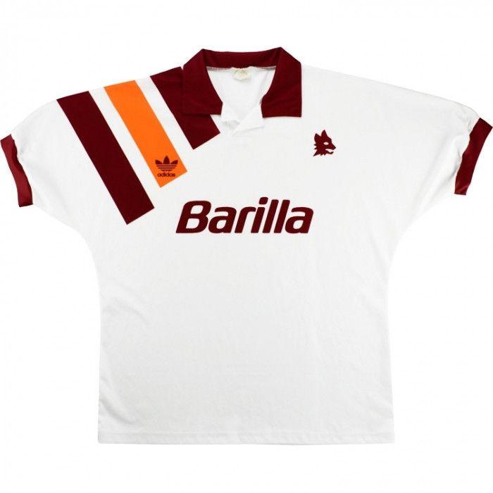 fd884469987 1993-94 Roma Away Shirt (Excellent) XL