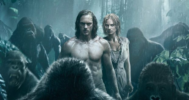 Legend Of Tarzan Telugu Movie Torrent Download with Updated Link in HD for Free - Torrent Movies Hat