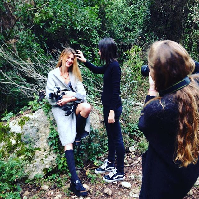 Shooting J.ROCA New Jewelry Collection. Coming Soon!