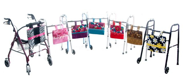 medical walkers bags - Google Search