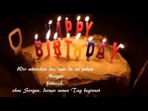 Wise Guys Happy Birthday Youtube Alles Gute Zum Geburtstag