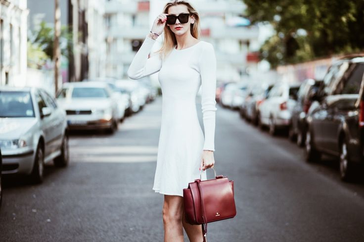 Lovely look for everyday. Dress from simone Cuntz