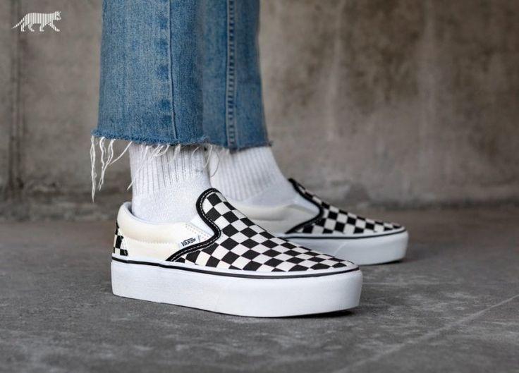 Vans Checkerboard Slip-On Review | Vans checkerboard slip on, Vans ...