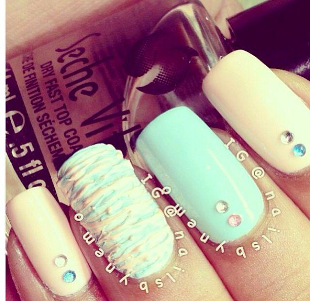 Mejores 15 imágenes de Nails by me! :) Elle Tripple P en Pinterest ...