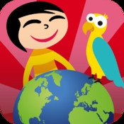 Kids Planet Discovery - games and videos to travel and learn about the world's geography, nature and cultures: Enjoy discovering the world with games and adventures for children to explore the Earth. Featured by Apple in more than 100 countries!