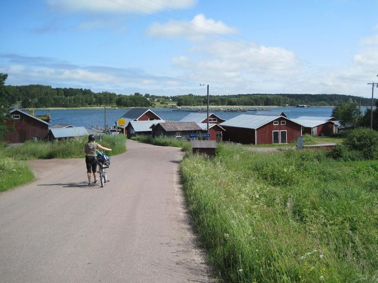Terkkuja Turun saaristosta, jossa pyöräily on parasta mitä Suomessa voi tehdä.