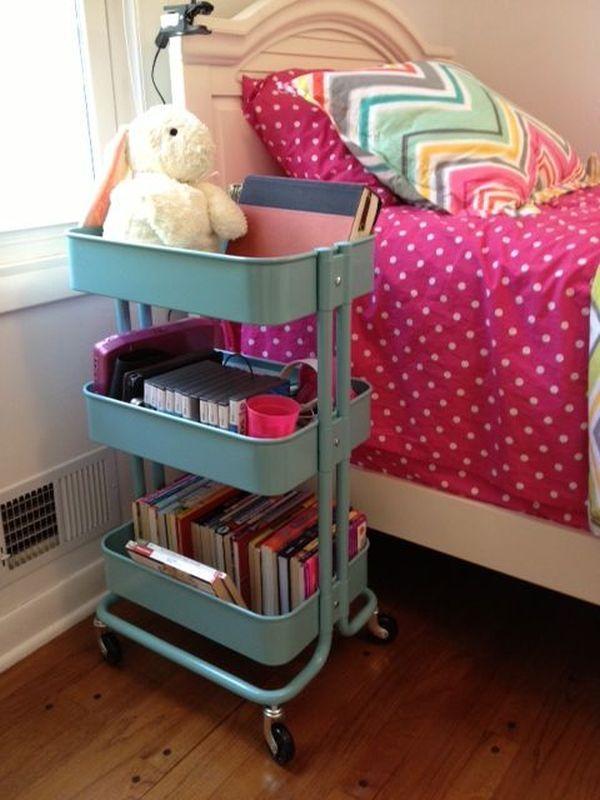 36 Creative Ways To Use The R 197 Skog Ikea Kitchen Cart