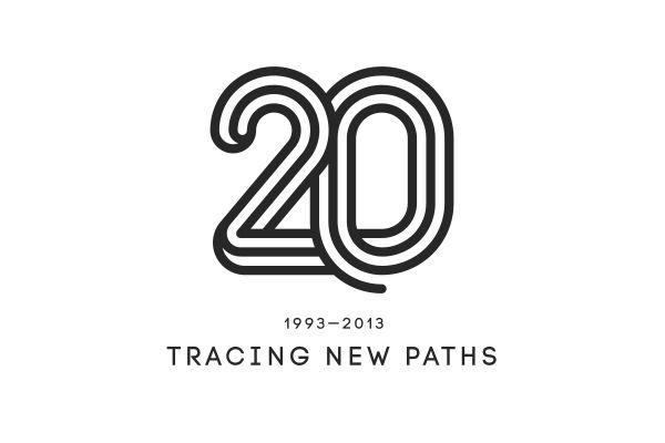 Primavera 20 years Logo — Pedro Matos