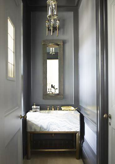 @Steven Trotter Gambrel-tone on tone, to die for