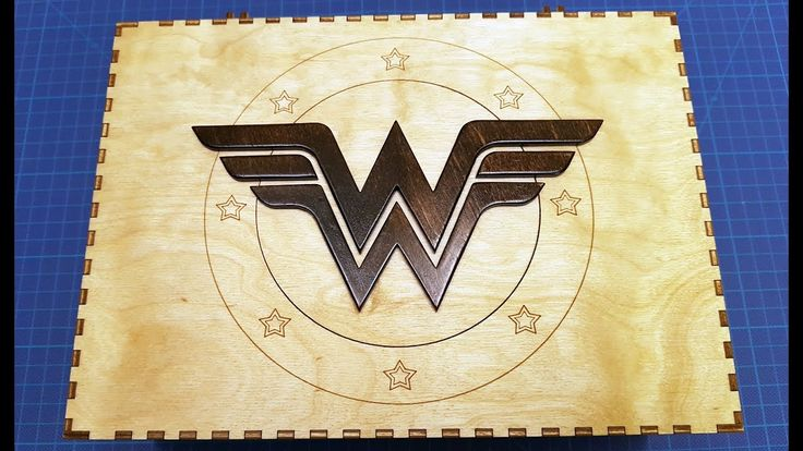 Made this Wonder Women Box with Secret Lock from 3mm Plywood. https://www.youtube.com/watch?v=PBZxgCna9MY&feature=youtu.be