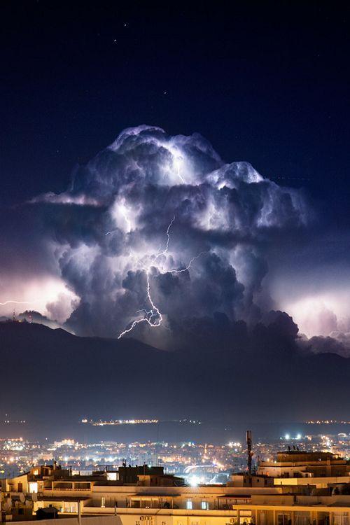 Storm in Cagliari  Stefano Garau Sardegna