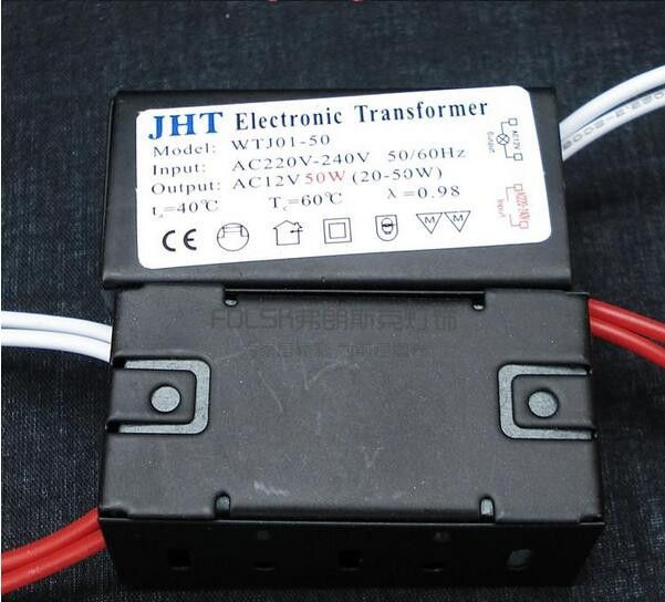 Cool  st ck Watt Watt AC V Halogenlicht LED Treiber Elektronischer Transformator ACV