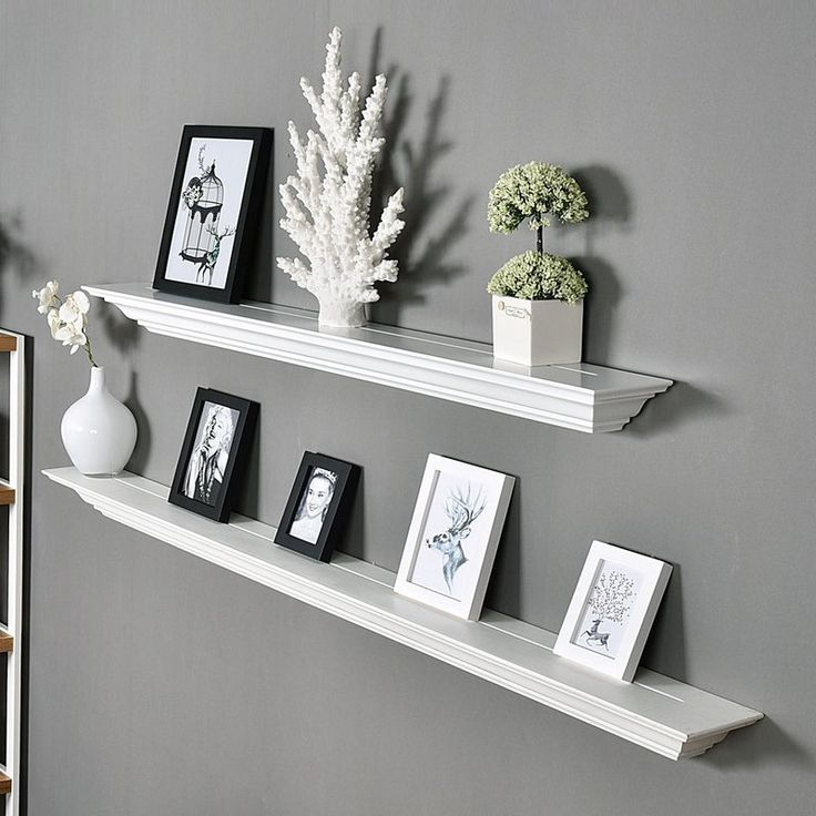 You'll love the Corona 2 Piece Floating Shelf Set at Wayfair - Great Deals on all Décor & Pillows products with Free Shipping on most stuff, even the big stuff.