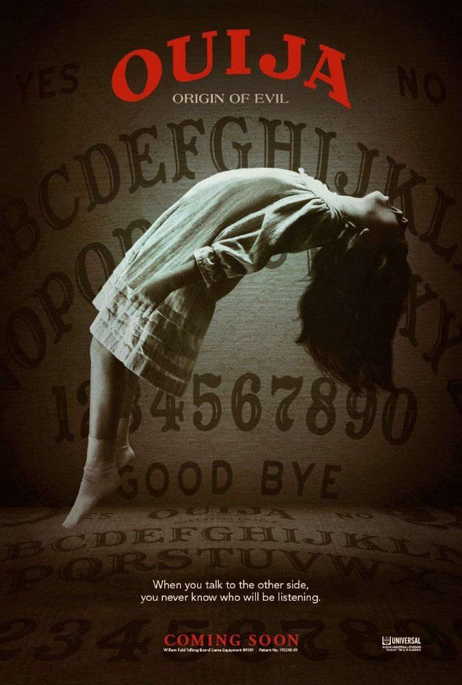 Ouija: Origin of Evil (2016) Film Poster