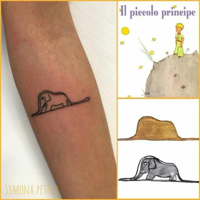 Il piccolo principe Simona Petrux Simona.petrux@gmail.com Instagram. SIMONA.PETRUX Fb. Simona Petrux Tattoo Sweet Mamba Tattoo Studio ROMA