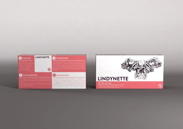 Packaging of the World: Creative Package Design Archive and Gallery: Medicine Package Design (Student Project)