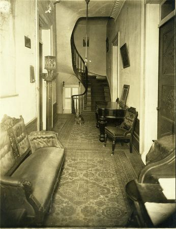 The Staircase Up To The Slaves Quarters Madame Lalaurie