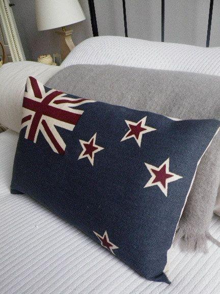 hand printed New Zealand/ kiwi flag cushion cover by helkatdesign on Etsy https://www.etsy.com/listing/73013670/hand-printed-new-zealand-kiwi-flag