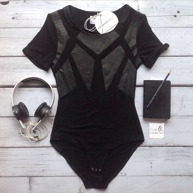 Fox and Charlie boutique body suit