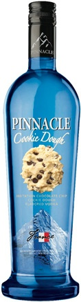 Pinnacle Vodka---Cookiedough