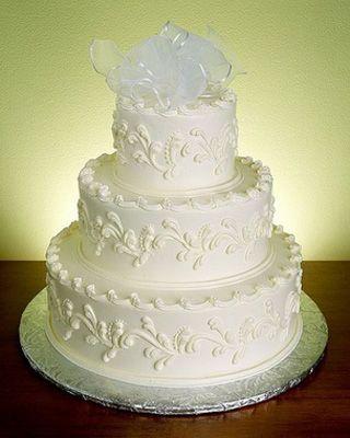 Самые красивые свадебные торты. ФОТО - фото 8 So Beautiful!!
