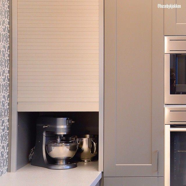 Huseby kjøkken og garderobe's instagram picture