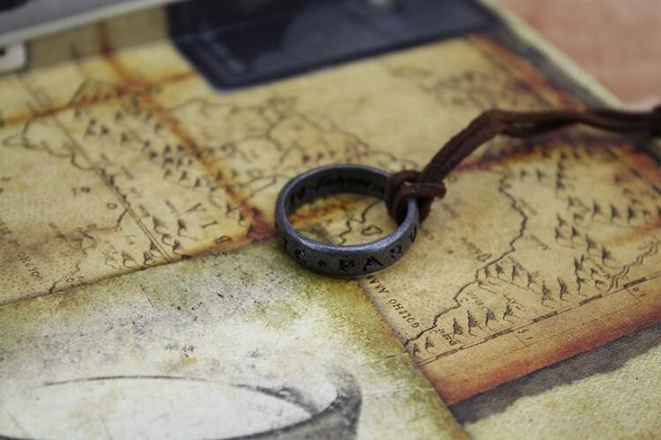 Uncharted drakes fortune ring