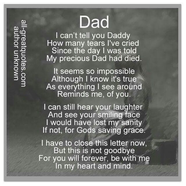 Rip Mom Quotes From Daughter: 25+ Best Ideas About Rip Dad On Pinterest