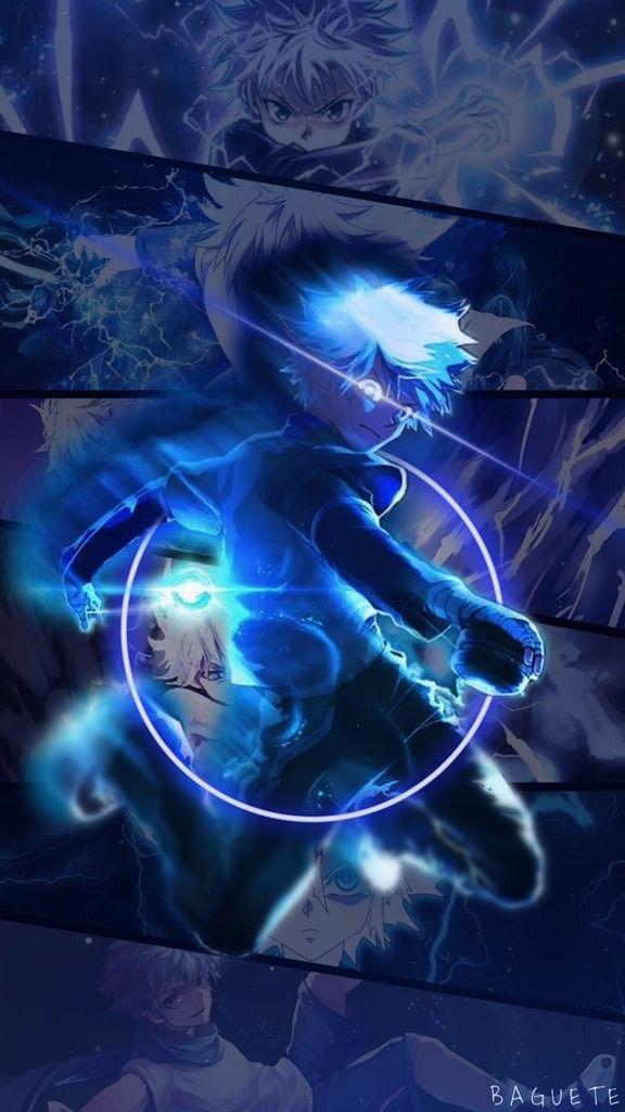 Killua Wallpaper Hunter Anime Killua Bleach Anime Iphone x anime live wallpaper