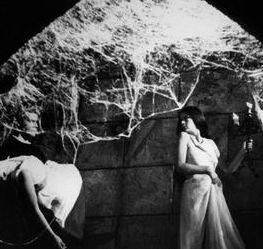 Gothic atmosphere - I lunghi capelli della morte by Italian director Antonio Margheriti (1964)