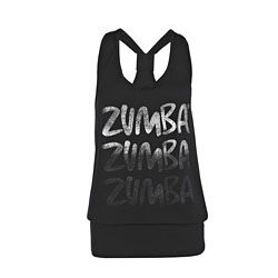 Zumba Shop Canada | Buy Radius Bubble Tank - Black