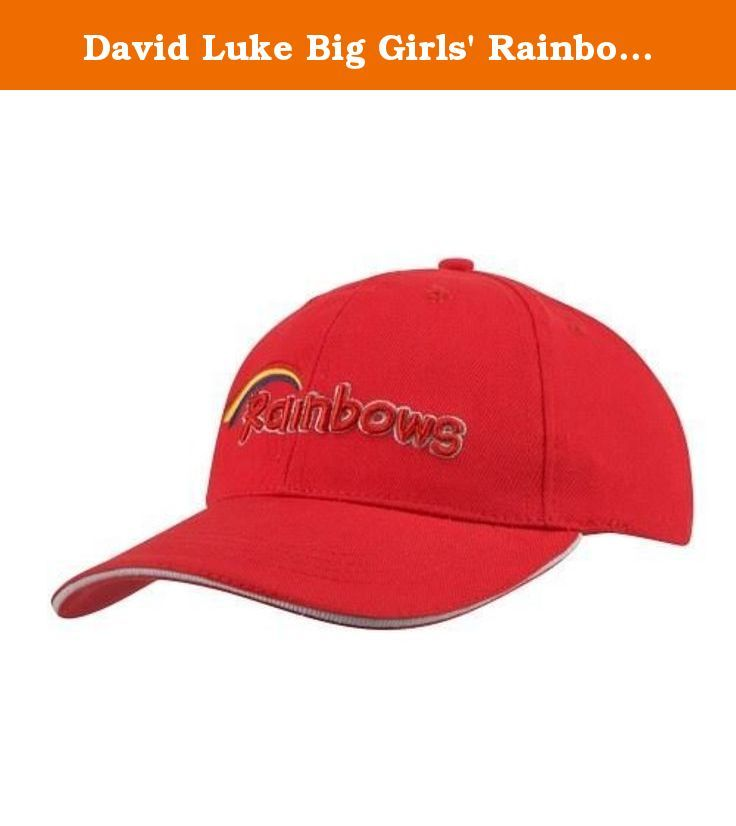 David Luke Big Girls' Rainbows Uniform Cap One size Cap. Rainbows uniform girls guide choose the item you require from the rainbows uniform: poloshirt, hooded top, pants, shorts singapore s: extra small, small, medium large machine washable for combined postage, please put items in your basket and then pay for all items together.