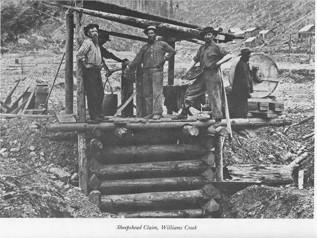 Sheepshead Claim, Williams Creek