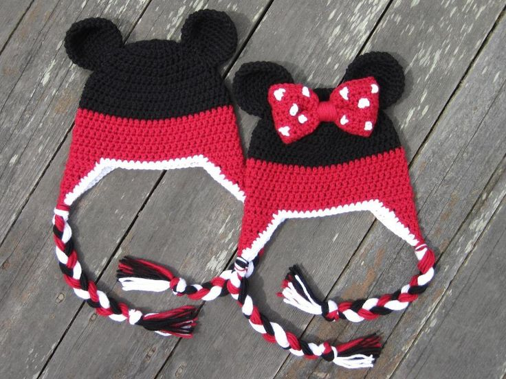 Minnie Mouse Ears ... by Lizzziee   Crocheting Pattern