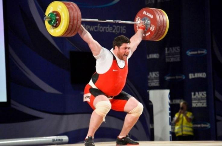 ME vzpěračů: hvězdou Talachadze, Orság 4. Laša Talachadze - teprve 22letý, 157 kg vážící mladíček trhem 212 kg vytvořil nový evropský rekord