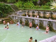 Banjar Hot Water, Lovina, Singaraja, North Bali