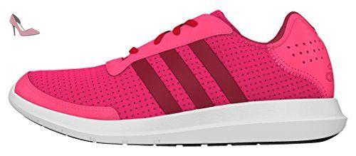 adidas Element Refresh, Entraînement de course femme, Rose (Shock Pink /unity Pink /ftwr White), 38 EU - Chaussures adidas (*Partner-Link)